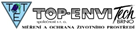 logo TOP-ENVI Tech Brno